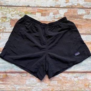 Patagonia black shorts women's size S